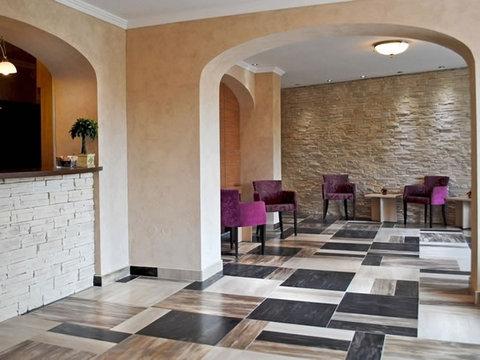 Belgrade City Hotel - Reception