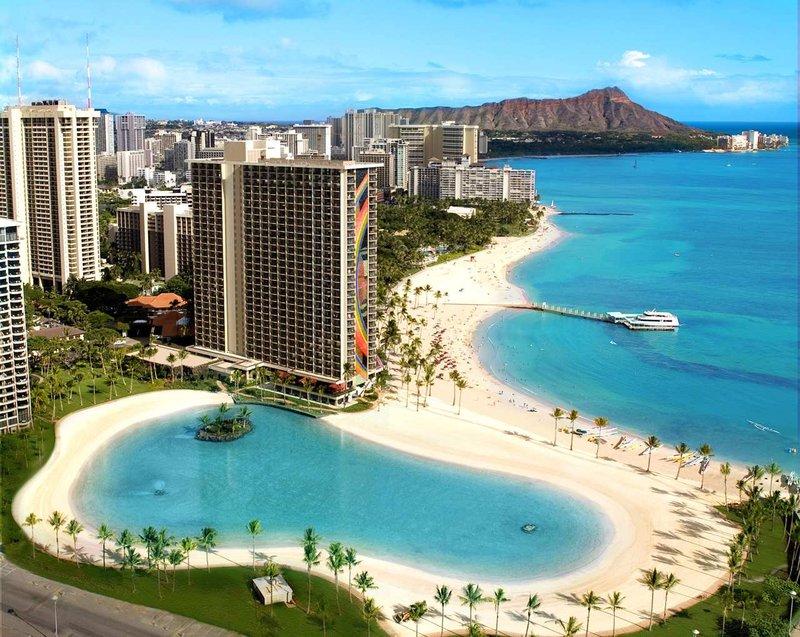 Hilton Hawaiian Village Waikiki Beach Resort - Honolulu, HI