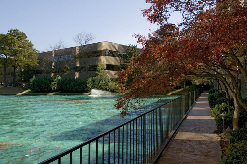 Hilton Memphis Buitenaanzicht
