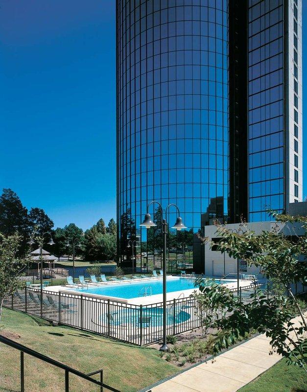 Hilton Memphis プール