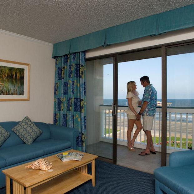 Casa Del Mar Beachfront Suites Galveston Tx