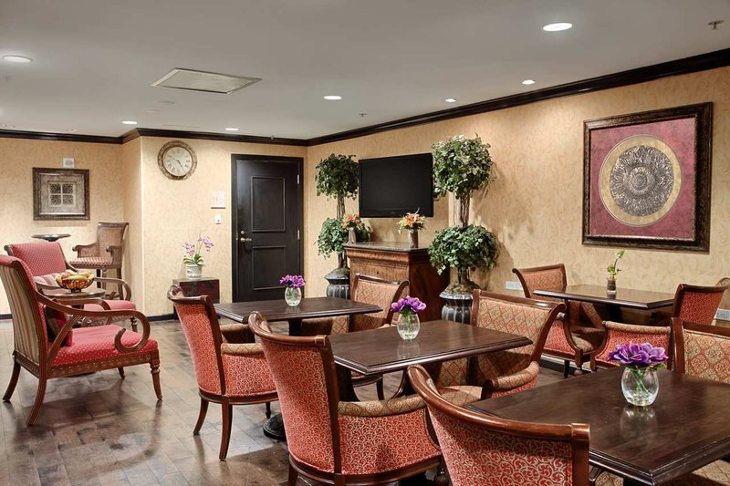 Hilton New Orleans/St. Charles Ave. French Quarter Area Baari/lounge