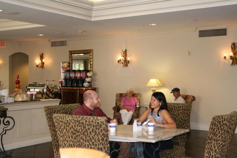 Hampton Inn New Orleans/St.Charles Ave Gastronomie