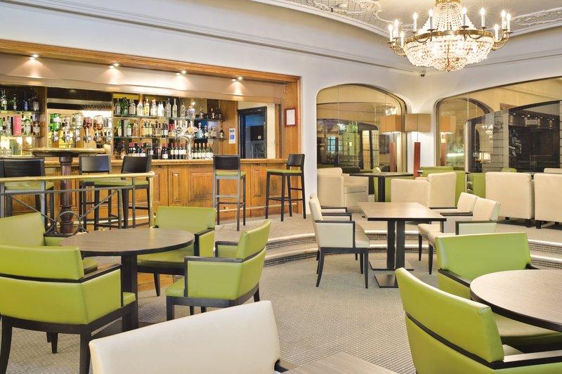 Holiday Inn London-Mayfair Bár/lounge