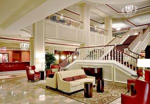 Lobby - Marriott at Convention Center Hotel Augusta