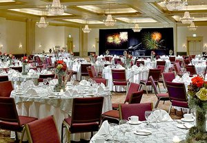 Ballroom - Marriott at Convention Center Hotel Augusta