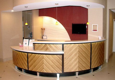 Residence Inn Marriott Erie - Front Desk