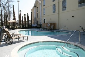 Pool - Hampton Inn Murrells Inlet