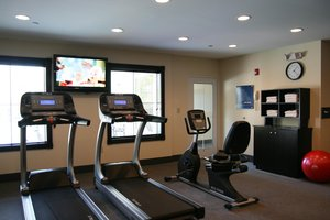 Fitness/ Exercise Room - Hampton Inn Murrells Inlet