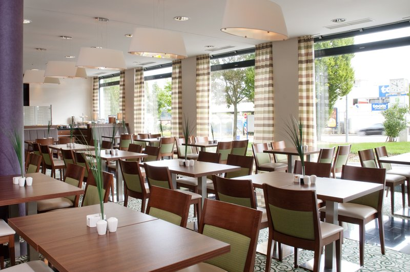 Holiday Inn Express Stuttgart Airport Gastronomía
