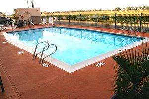 Pool - Hampton Inn Baytown