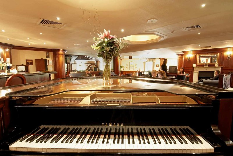 Hilton Newbury Centre Bár/lounge