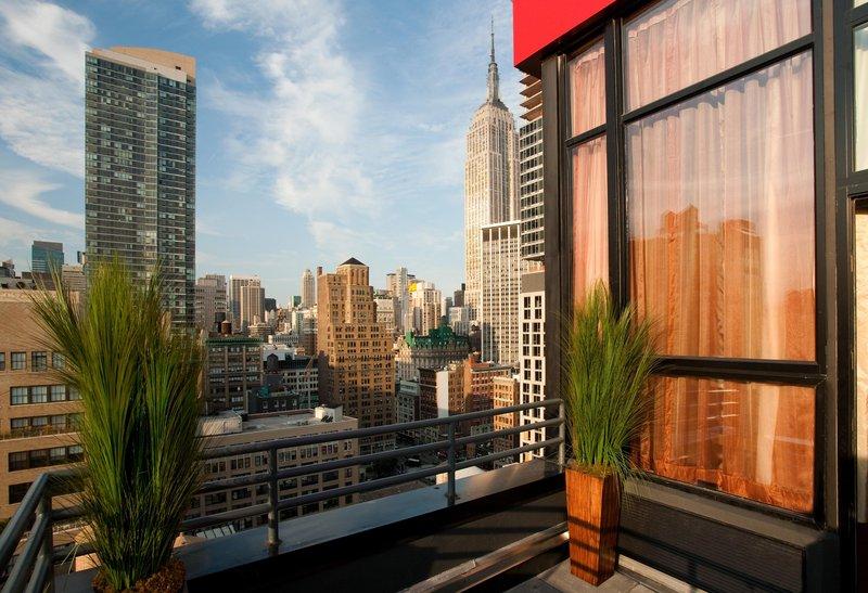 Doubletree by Hilton New York City – Chelsea Ulkonäkymä