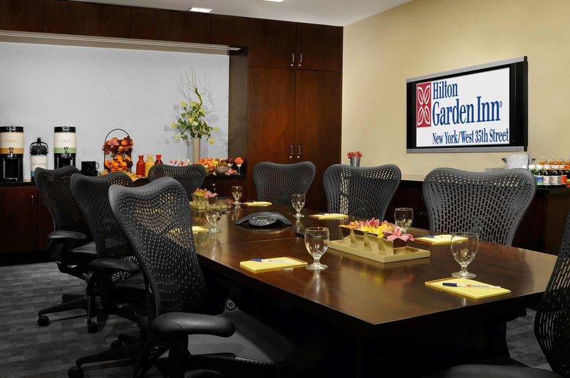 Hilton Garden Inn New York/West 35th Street Konferensrum