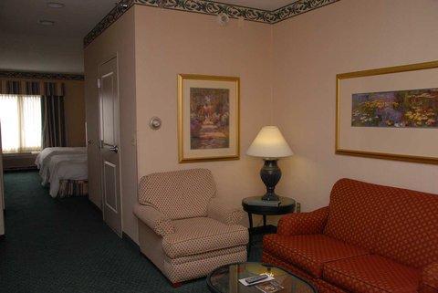 Hilton Garden Inn Chesterton - Double Junior Suite