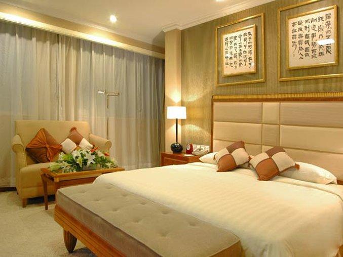 Crowne Plaza Hotel Shenyang Zhongshan Kameraanzicht