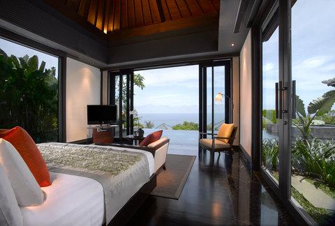 بانيان تري أونغاسان - Pool Villa Ocean View