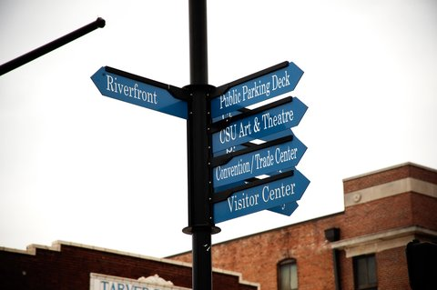 Hampton Inn Columbus - Which Direction First