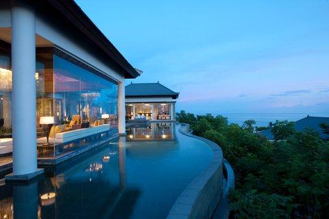 بانيان تري أونغاسان - Presidential Villa Exterior