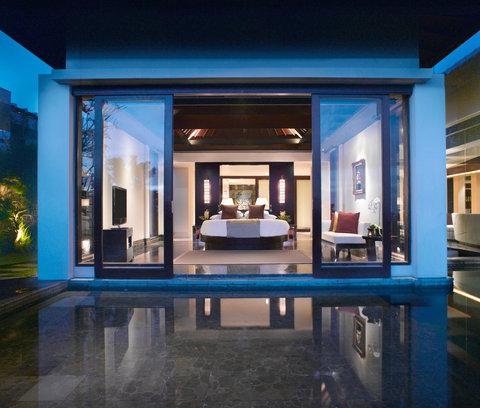 بانيان تري أونغاسان - Presidential Villa Bedroom