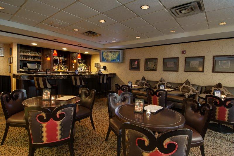 Doubletree Hotel Dallas Market Center Baari/lounge