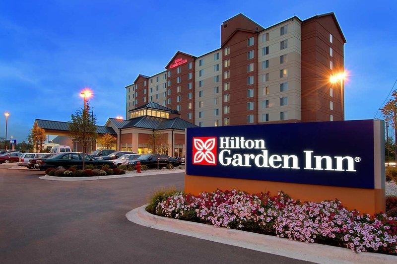 HILTON GARDEN INN CHICAGO OHARE