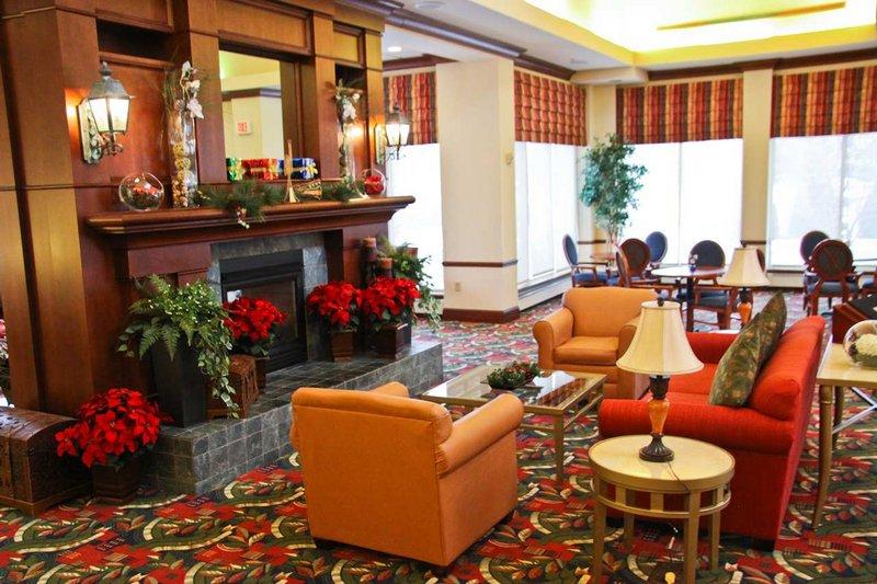 Hilton Garden Inn Chicago Ohare Airport Des Plaines Il