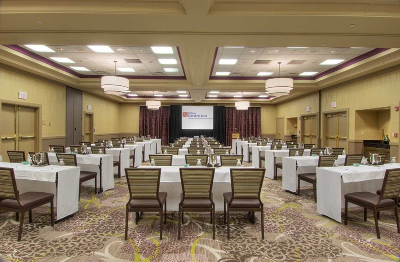 Hilton Garden Inn Evanston Sala convegni