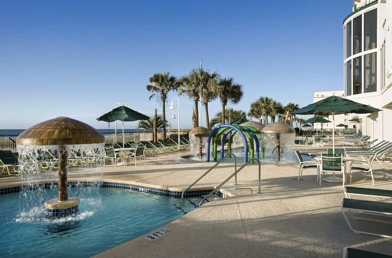 Hampton Inn & Suites Myrtle Beach Oceanfront Resort - Myrtle Beach, SC