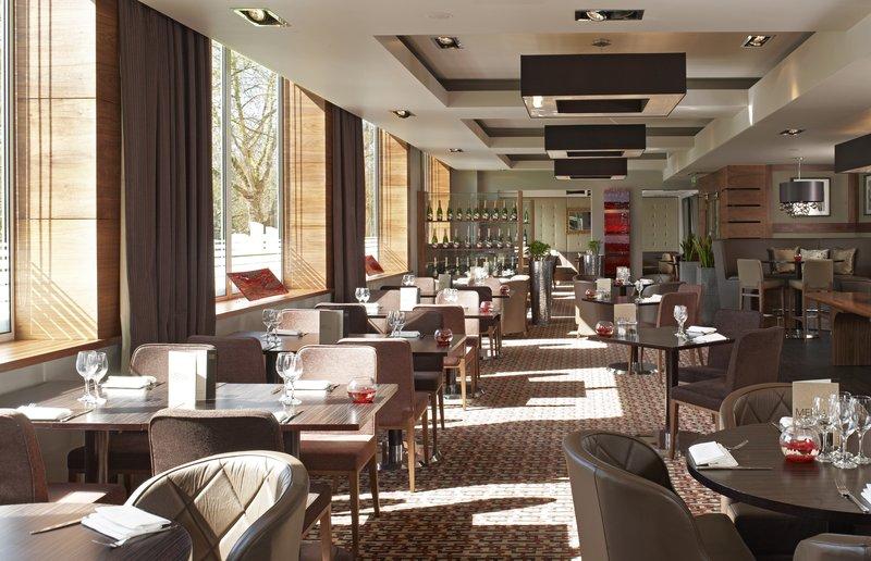 Thistle Kensington Gardens Restaurang