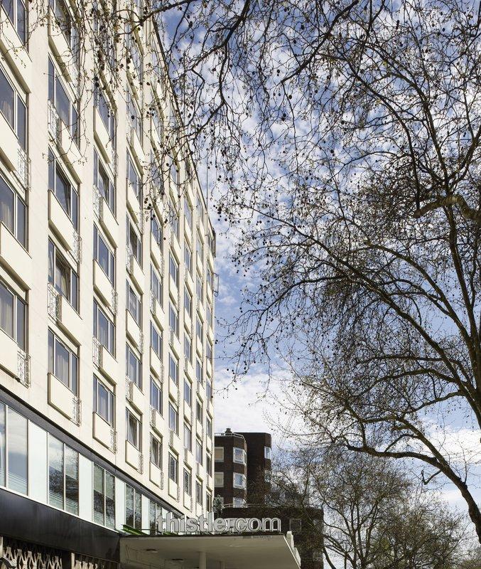 Thistle Kensington Gardens Fasad