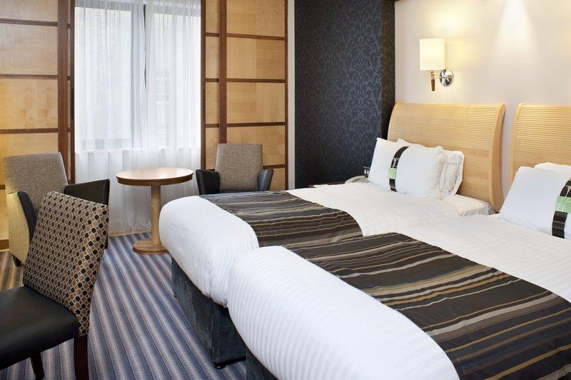 Holiday Inn Belfast Szobakilátás