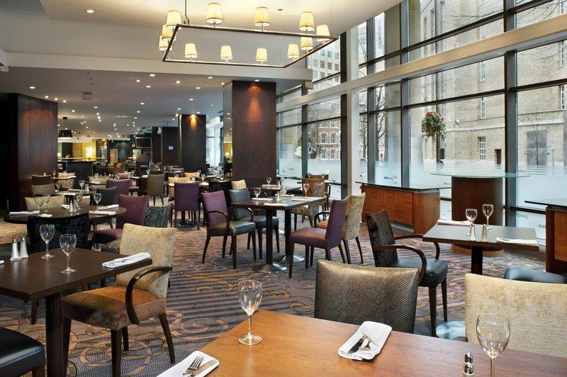 Holiday Inn Belfast Étkezés