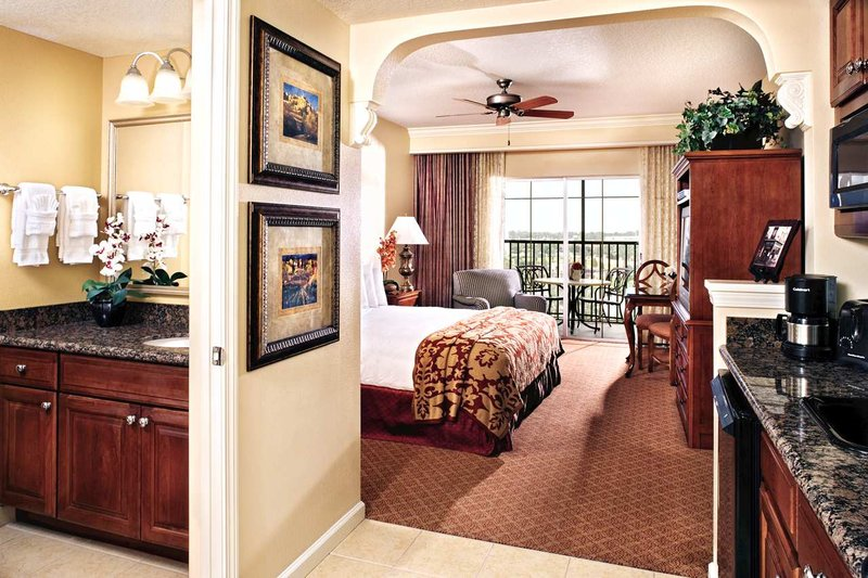 Hilton Grand Vacations Club on International Drive-Orlando View of room