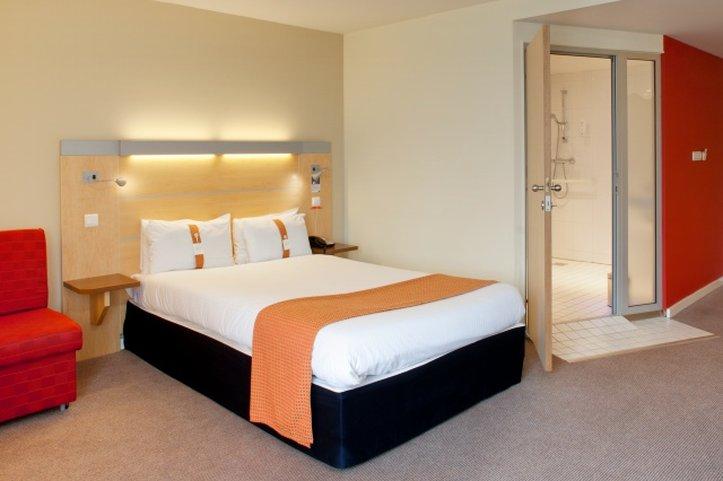 Holiday Inn Express Gent Vista della camera