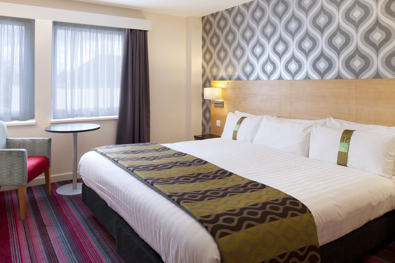 Holiday Inn Newcastle-Jesmond 客房视图