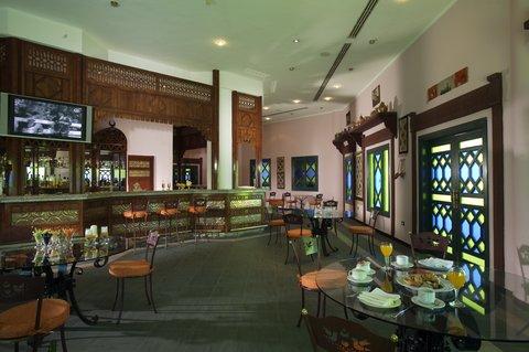 فندق ذا ثري كورنرز ريحانا - Bar