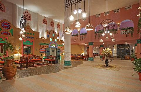فندق ذا ثري كورنرز ريحانا - Lobby