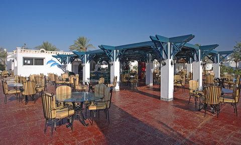 فندق ذا ثري كورنرز ريحانا - Outdoor Seating