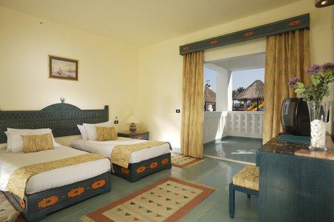 فندق ذا ثري كورنرز ريحانا - Guest Room