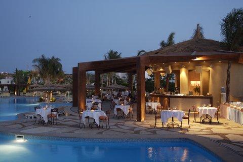فندق ذا ثري كورنرز ريحانا - Pool Bar