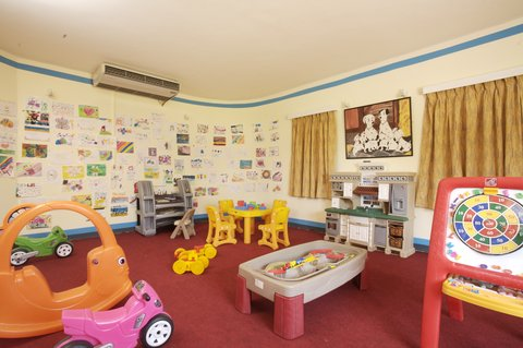 فندق ذا ثري كورنرز ريحانا - Kids Room