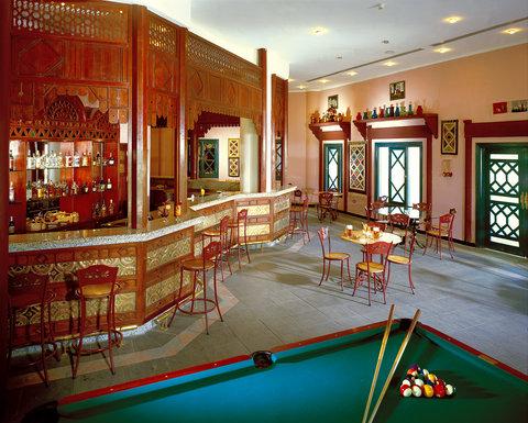 فندق ذا ثري كورنرز ريحانا - Bistro Bar