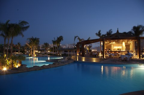 فندق ذا ثري كورنرز ريحانا - Pool