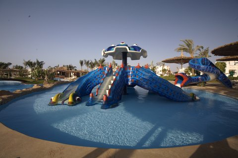 فندق ذا ثري كورنرز ريحانا - Kids Pool