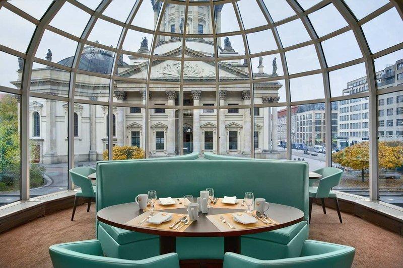 Hilton Berlin Gastronomía