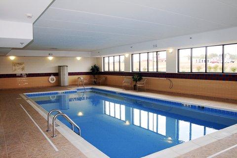 Hampton Inn - Suites Murray - Indoor Pool