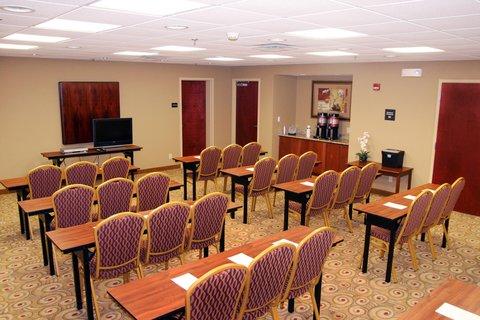 Hampton Inn - Suites Murray - Meeting Room