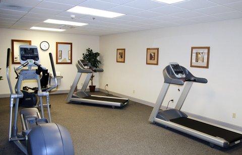 Hampton Inn - Suites Murray - Fitness Center