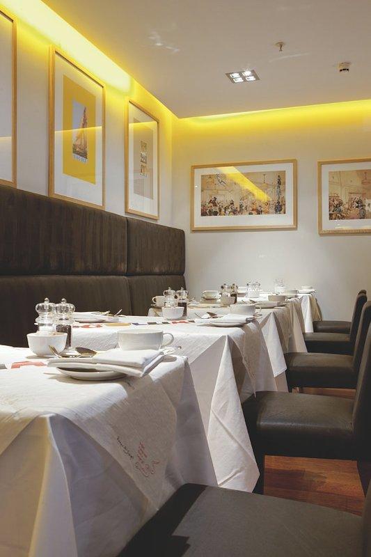 Radisson Blu Hotel Glasgow Gastronomi